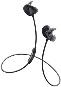 Bose SoundSport Wireless in Ear Headphones Black