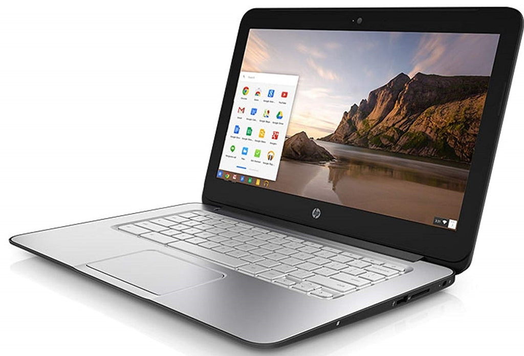 "HP 14"" Chromebook G1 Celeron 2955U 1.4GHz 4GB RAM 16GB SSD Chrome OS (Scratch and Dent)"