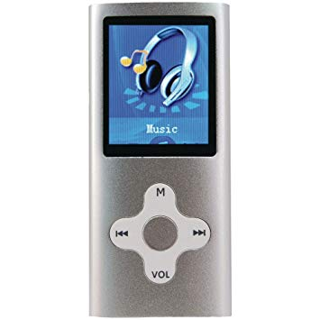 "Eclipse 180SL 4GB MP3 USB 2.0 Music/Video Player & Voice Recorder w/1.8"" LCD"
