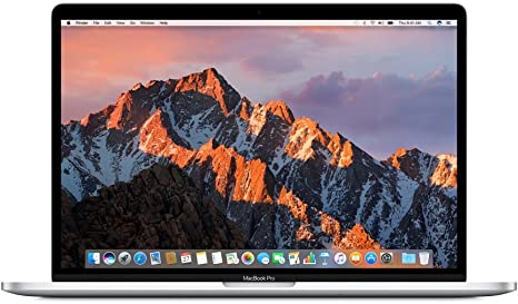 "Apple MacBook Pro 15.4""  with Touch Bar MLW82LL/A Intel Core i7 16GB 512GB Silver"