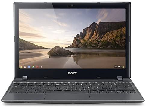 Acer Aspire C710-2457 11.6'' Chromebook 4GB 16GB Intel Celeron 1.1 GHz in Black