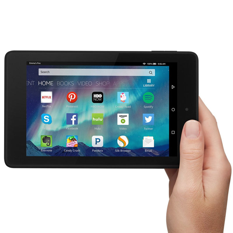 "Amazon Fire Tablet with Alexa 6"" HD Display 8GB 5th Gen in Cobalt"