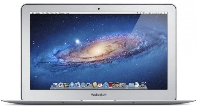 "Apple MacBook Air 11.6"" Core i5-2467M Dual-Core 1.6GHz 2GB 64GB SSD MC968LL/A"