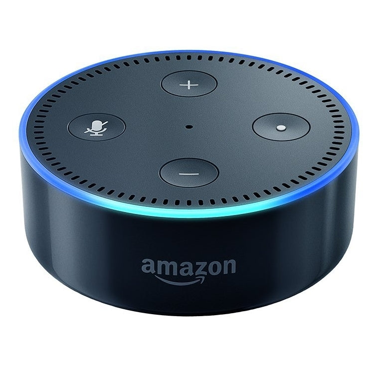 Amazon Echo Dot 2nd Generation in Black - Add Alexa to any Room!