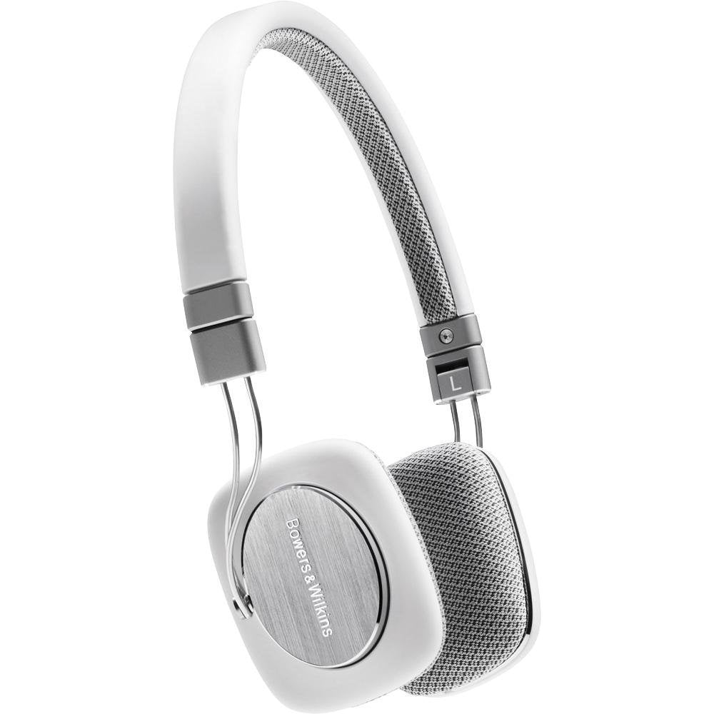 Bowers & Wilkins P3 S2 Wired Headphones in White