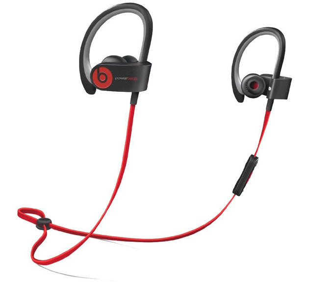 Powerbeats 2 Wireless In-Ear Headphones in Black/Red