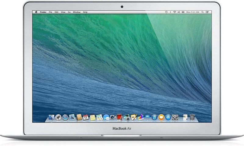 "Apple MacBook Air Core i5-5250U Dual-Core 1.6GHz 8GB 256GB SSD 13.3"" LED Notebook"