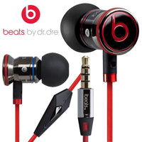 Monster iBeats by Dre with Remote & Mic Black