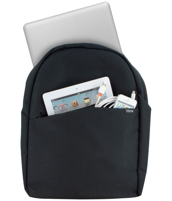 "iHome Slice 15"" Laptop Backpack"