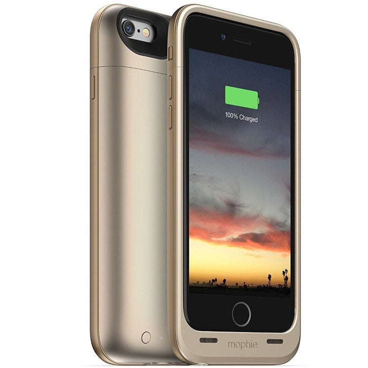 Mophie Slim Protective Mobile Battery Pack Case for iPhone 6/6s - Gold