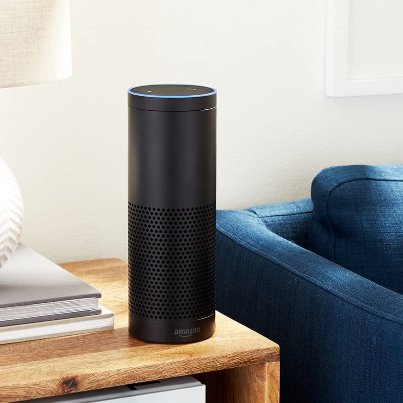 Amazon Echo Voice - Controlled Intelligent Personal Assistant & Digital Media Streamer