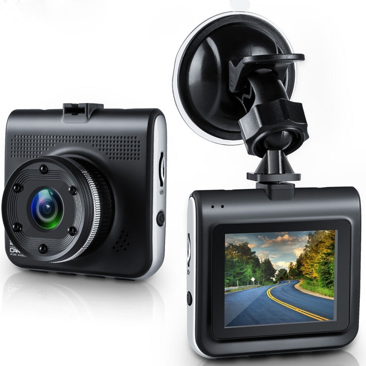 "iTD Gear Full HD DashCam 1080P Night with Vision and 2.2"" LCD Screen"