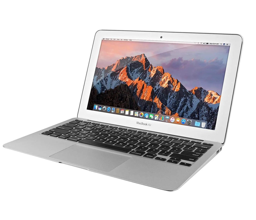 "Apple MacBook Air 11.6"" Core i5-5250U Dual-Core 1.6GHz 8GB 128GB SSD MJVM2LL/A"