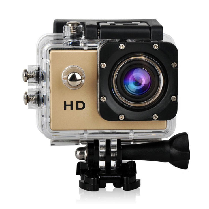 iTD Gear SJ4000 Action Waterproof Diving 720P Sports Action Camera