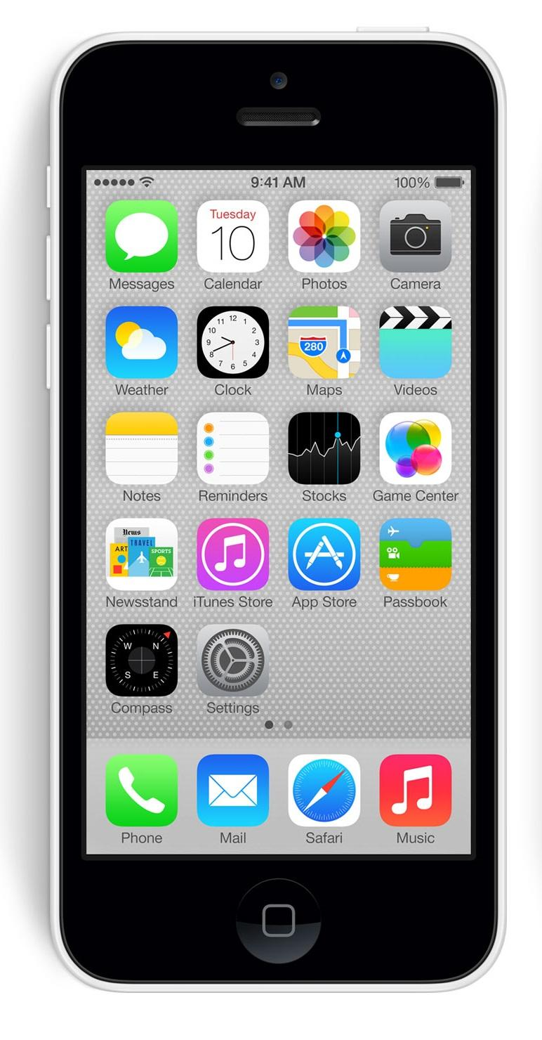Apple iPhone 5C 8GB GSM Unlocked in White