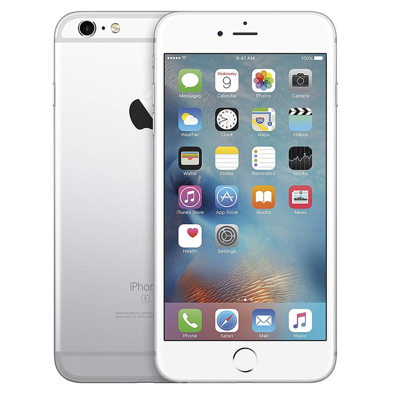 Apple iPhone 6 MG4P2LL/A 16GB Silver - Unlocked
