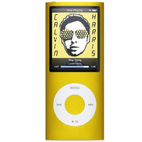 Apple iPod Nano 8 GB in Yellow (4th Generation)