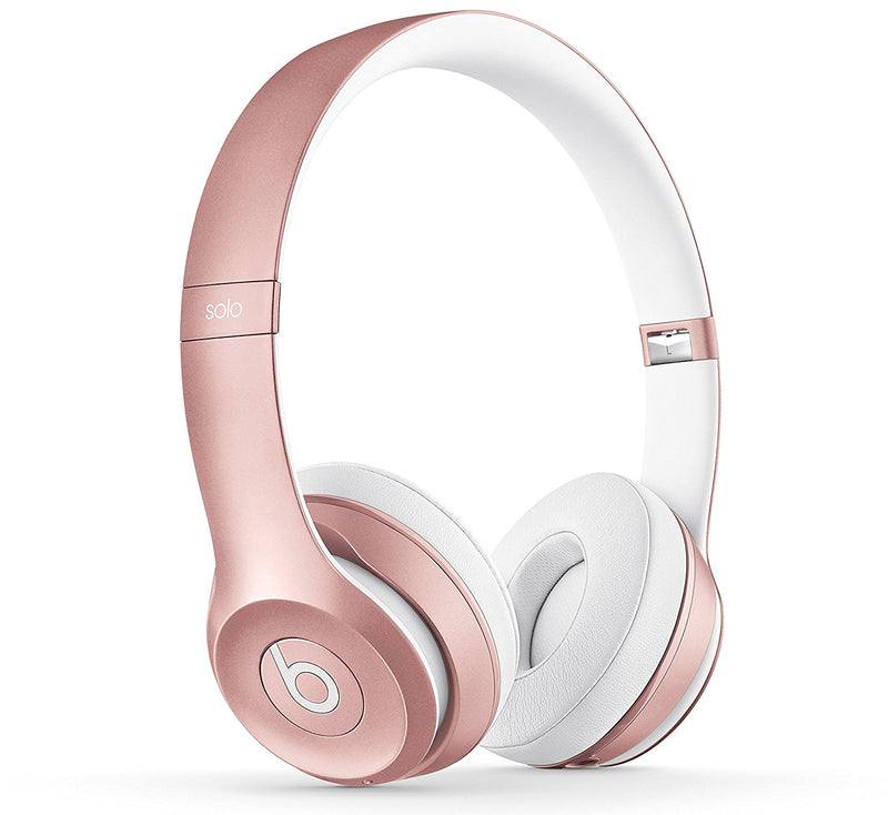 Beats Solo2 Wireless On-Ear Headphone in Rose Gold