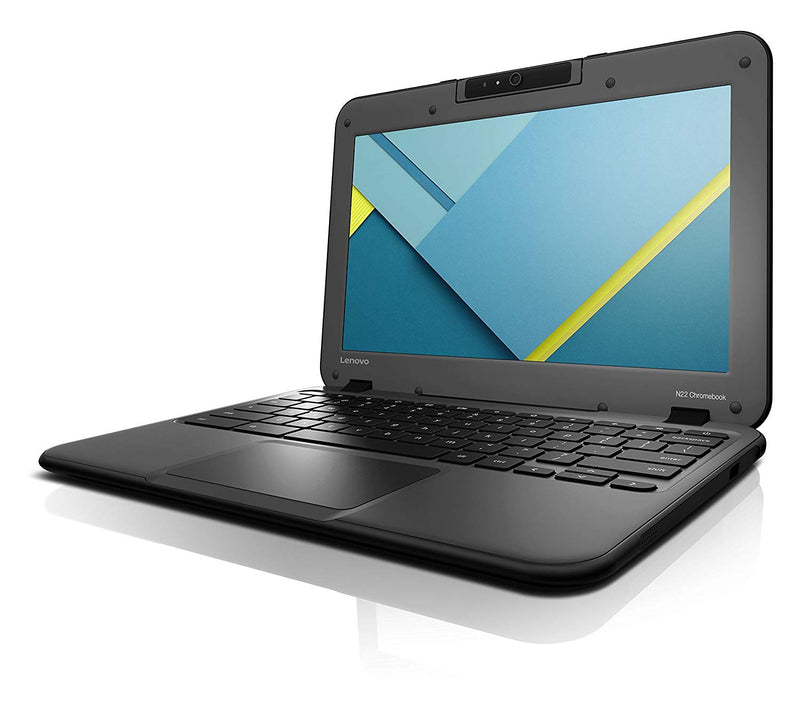 "Lenovo Chromebook N22 80SF Series 11.6"" LCD Display in Black"