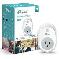 TP-Link Kasa Smart Wi-Fi Plug Works with Alexa and Google Assistant (HS100)