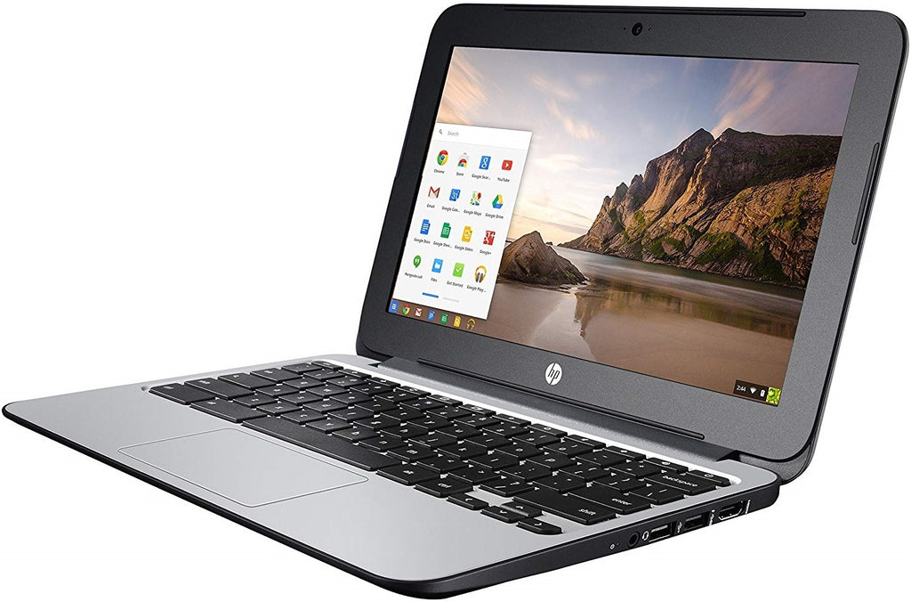 "HP Chromebook 11 G3 11.6"" Intel Celeron Dual-Core 4GB 16GB SSD"