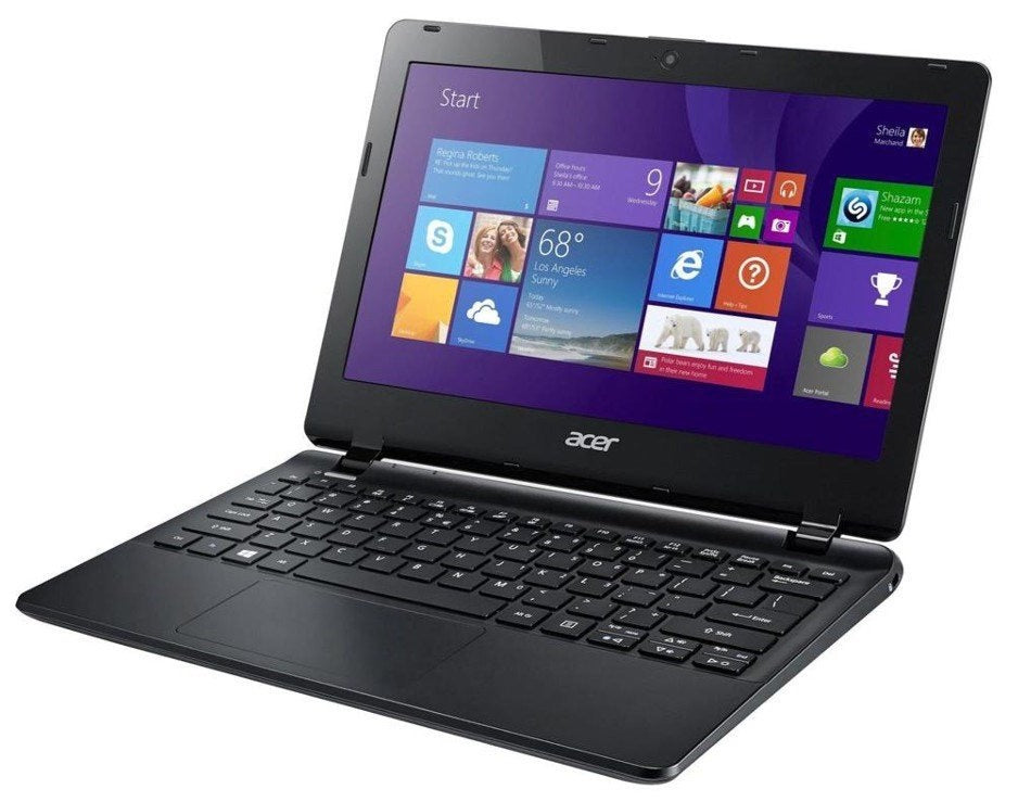 "Acer TravelMate 11.6"" B115-M Intel Celeron N2840 2.1 GHz' 4GB - NO OS INSTALLED"