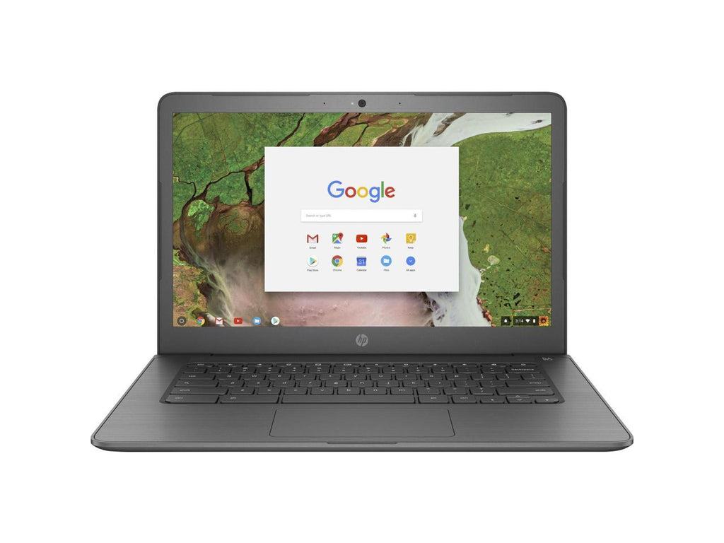 HP Chromebook 14 G5 3NU63UT Intel Celeron N3350 1.1 GHz 4GB 16GB Chrome OS