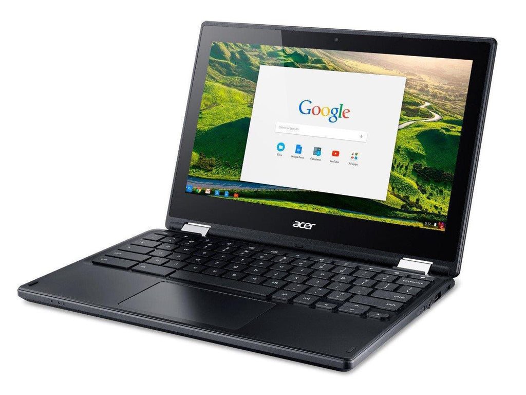 "Acer Chromebook 11.6"" Touchscreen LED 32GB Intel Celeron N3150 Quad-core 1.60 GHz C738T-C5R6"