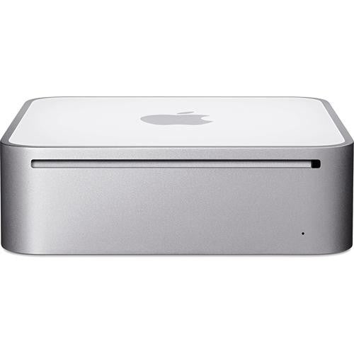 Apple Mac Mini Intel Core 2 Duo 2.0GHz 3GB 120GB MacOSX in Silver MB463LL/A