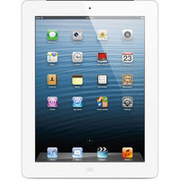 Apple  iPad 4th Gen 16GB with Retina Display and Wi-Fi + 4G LTE Verizon in White)