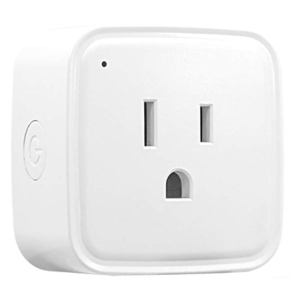 iTD Gear Smart Wifi Plug Compatible with Amazon Alexa & Google Assistant