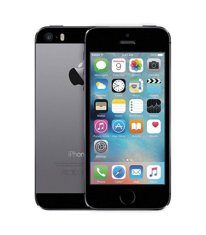 Apple iPhone 5S 16GB ME305LL/A in Space Gray - Unlocked