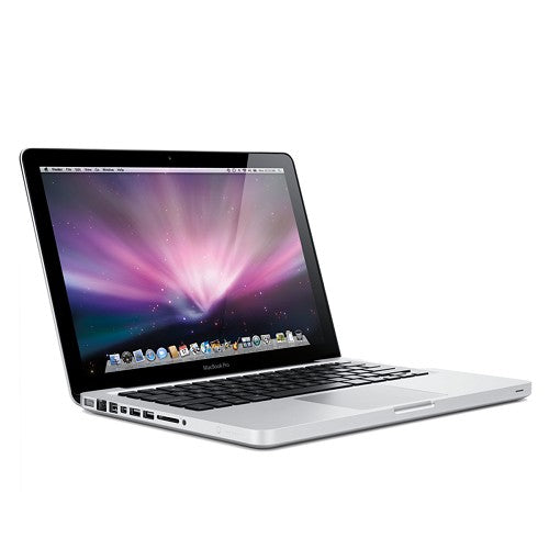 "Apple MacBook Pro Core i5-2435M Dual-Core 2.4GHz 4GB 500GB DVD±RW 13.3"" w/French Canadian Keyboard (Late 2011)"