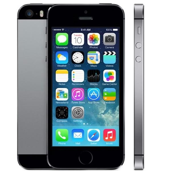 Apple iPhone 5S 16GB Unlocked 4G LTE Phone in Space Gray