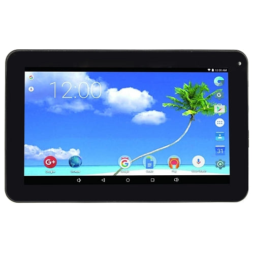 "Proscan PLT9606G Dual-Core 1.0GHz 512MB 4GB 9"" Capacitive Touchscreen Android 4.4 Tablet w/Webcam (Black)"