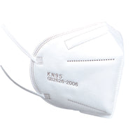 K-N95 Protective Respiratory Breathing Face Mask - CE Certification
