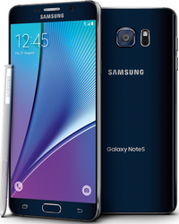 Samsung Galaxy Note 5 SM-N920R4 Smartphone 32GB in Black