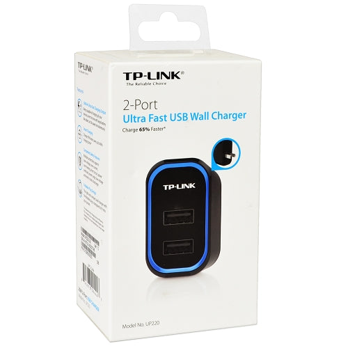 TP-Link UP220 20W 2-Port USB Fast Charger