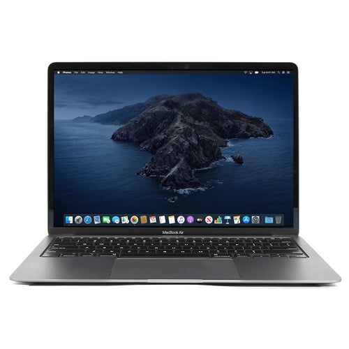 "Apple MacBook Air Retina Core i7-1060NG7 Quad-Core 1.2GHz 8GB 500GB SSD 13.3"" Notebook (Space Gray) (Early 2020)"