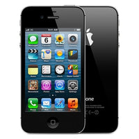 Apple iPhone 4S 8GB GSM Unlocked Cell Phone - Black (MF259LL/A)