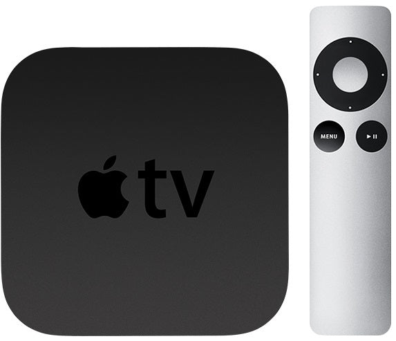 Apple TV (3rd Generation) 1080p HD Multimedia Streaming Set-Top Box