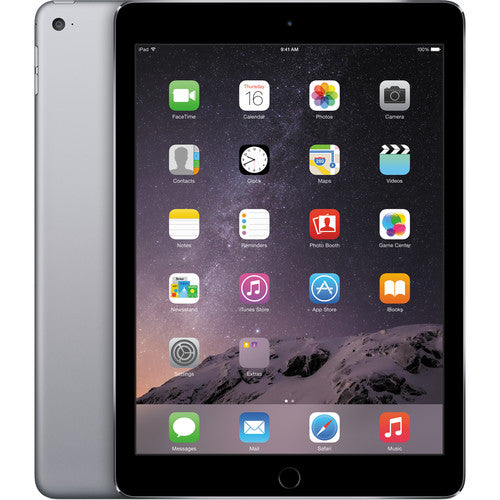 Apple iPad Air 2 with Wi-Fi 16GB MGL12LL/A in  Space Gray