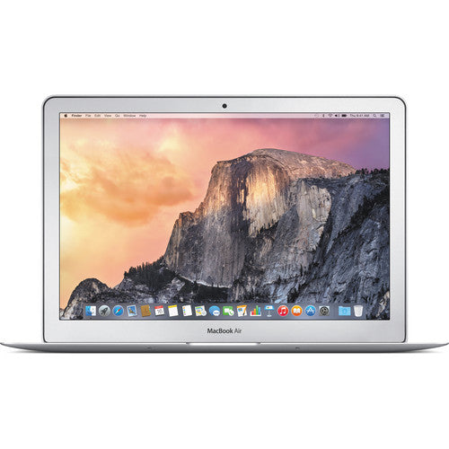 "MP10 - Apple MacBook Air Core i5-5250U Dual-Core 1.6GHz 4GB 128GB SSD 13.3"" LED Notebook AirPort OS X w/Webcam"