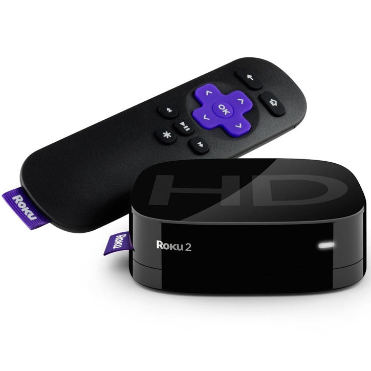 Roku 2 720p HD Streaming Media Player