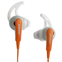 Bose SIE2I Sport In-Ear Headphones in Orange