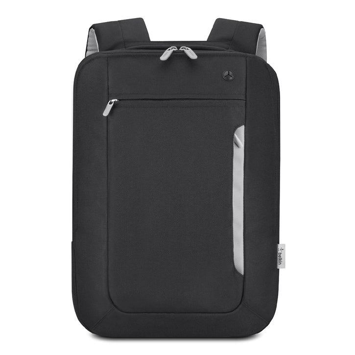 Belkin Slim Polyester Backpack for Laptops and Notebooks up to 15.4 Inches