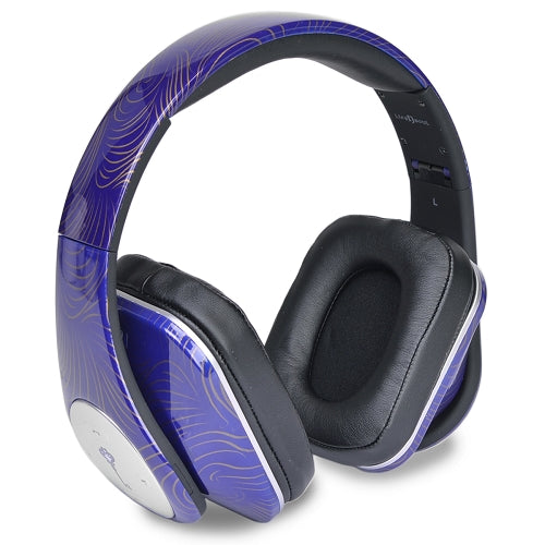 Life N Soul After Romeo Wireless Bluetooth Headphones (Blue Wave)