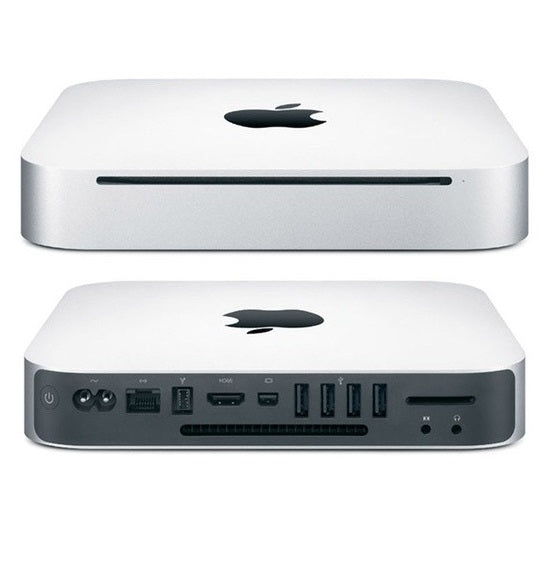 Apple Mac mini Core 2 Duo 2.40GHz 4GB 320GB HDD MC270LL/A in Silver