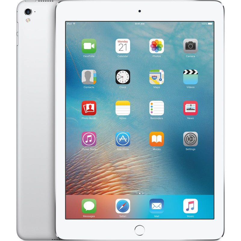 "Apple iPad Pro 9.7"" with Wifi + Cellular 32GB in White MLPX2LL/A"