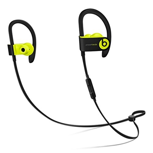 Powerbeats3 Wireless In-Ear Headphones in Shock Yellow